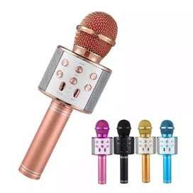 HS Mic wireless mic bluetooth ws858 ws 858