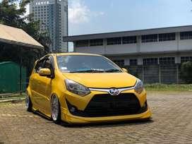 Toyota agya trd 1.2