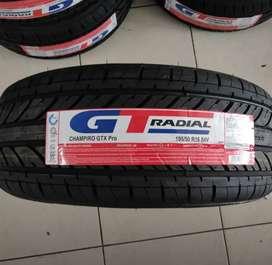 Ban GT Radial baru ukuran 195/50 R16 Champiro GTX Pro Baleno Aerio