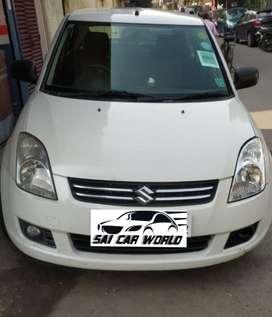Maruti Suzuki Swift Dzire LXI, 2010, CNG & Hybrids