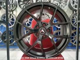 Jual Velg Racing Mobil BMW dll Type FIRST HSR Ring 19 H5X120 SMB