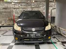 Di jual Suzuki X-over SX4 thn 2008