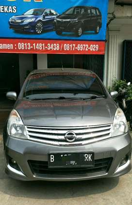 nissan grand livina type XV 2013 Automatic