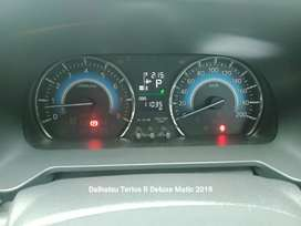 Kilometer Rendah Daihatsu Terios R Deluxe Matic 2019