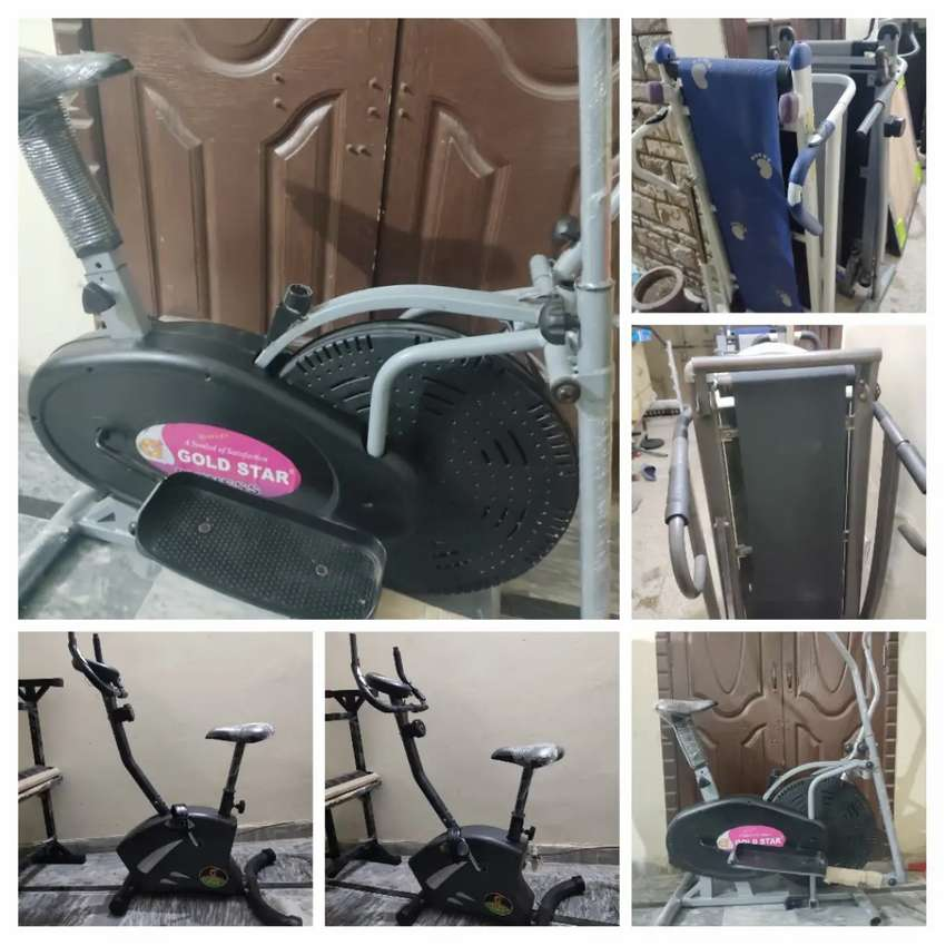 Elliptical cycle cycling machine exercise running machine treadmill