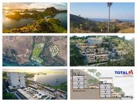Dijual SoHoVil ruko konsep villa view laut di Labuan Bajo, dkt airport