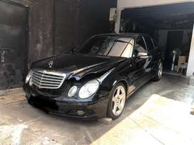 Mercedes Benz E 200 Kompresor 2009