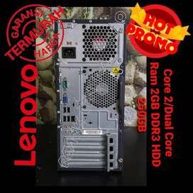 PC MANTAP CORE 2 DUI BUILT UP KEREN