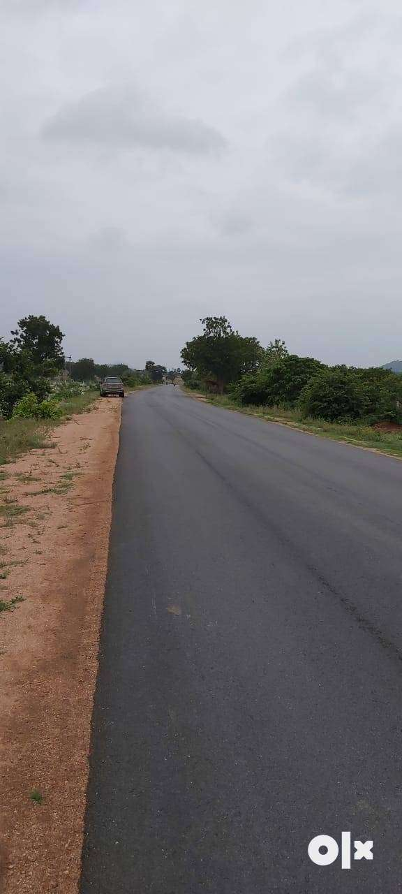 Open plots for sale at Sagar Highway, Mall town, Excellent landscaping 0