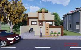 3d elevation design - contact for such 3d works