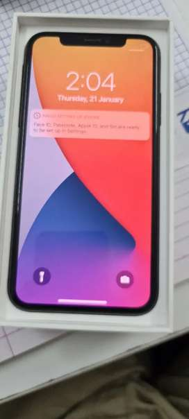 Iphone X 64gb all working fine box charger available 15 months old