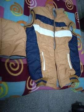 Newly bought half sleeves jacket