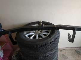 Bemper mobil Pajero Original