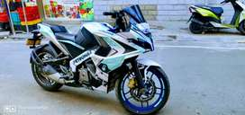 Pulsar RS 200 and good conditioned