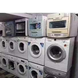 Refurbished washing machine with warranty