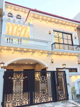 5 Marla House For Sale In Canal Garden Lahore Block AA