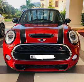 Mini Cooper S 3-Door, 2015, Petrol