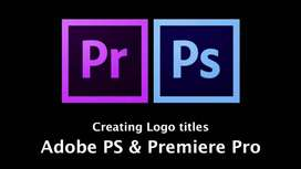 photoshop & video editiors Fresher & experience wanted
