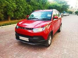 Mahindra Kuv 100 D75 K6 PLUS 5STR, 2017, Petrol