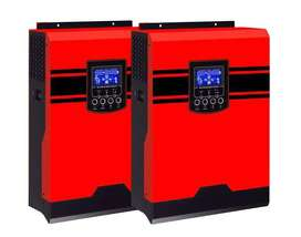 3.2 KW  Battery Less Solar System
