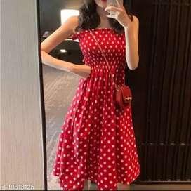 Trendy women dress