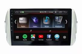 "Smart headunit android 10"" OREO 81 all new INNOVA reborn VENTURER 2019"