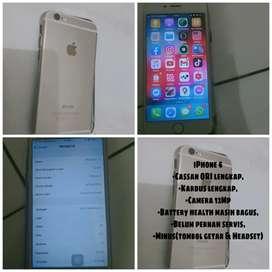 Jual hp iPhone 6