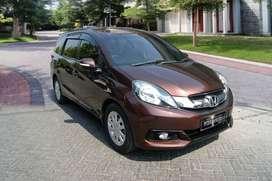 Honda Mobilio E 1.5 AT 2014 nopol L