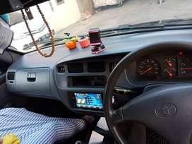 Di jual mobil kijang LGX 2002