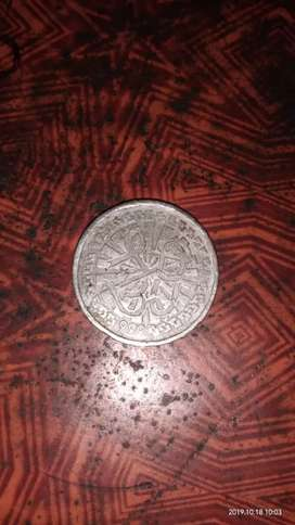 Coins 999 year old