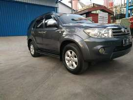 Fortuner G Matic