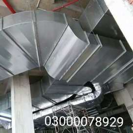 Air Duct ducting