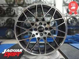 Velg Racing Buat Ford Fiesta Hsr Tangse R17X7 H8X100-114,3 ET42 BMF