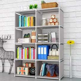 Highly Strong BOOK SHELFS RACK-(In All Areas of Sindh )