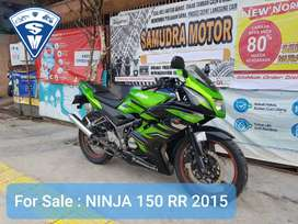 Ninja 150 RR 2015 PROMO Dp 2,85jt TT KRR Vixion CB GSX ninja 250 CBR L