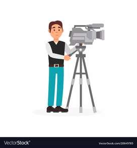 Need camera man