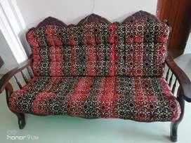 Wood furniture, 4 set