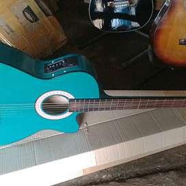 Gitar elektrik new jreng ajib n
