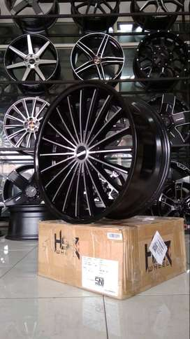 VELG MOBIL RACING RING 20X8,5 PCD 5X114 HSR