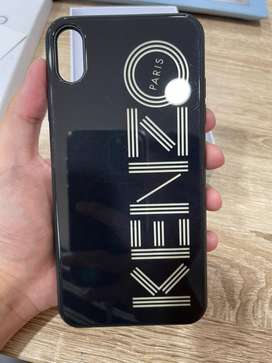 Case Iphone XS Max Kenzo Glow In The Dark ORIGINAL / Casing Handphone