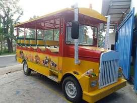 kereta Mini wisata odong odong Fullset AV // IIW