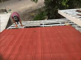 Baja Ringan ADI TRUSS Komplit Atap Metal Pasir SOLUSI BERKWALITAS RAPI