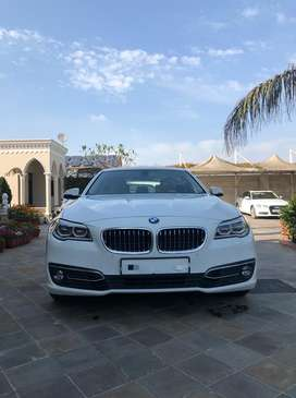 2017 BMW 520D LUXURY LINE MH12 VIP NUMBER SECOND OWNER ALL 4 NEW TYRES