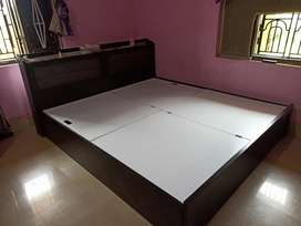Selling of bed