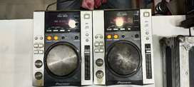 dj console  200 s , dj complete set , pich with full wiring full set
