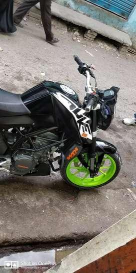 Duke 200 New condition