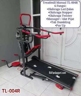 Treadmill - Sepeda Statis - Home Gym id
