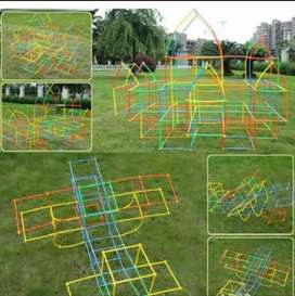 Puzzel sedotan kreativitas