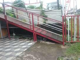 Passenger ramp