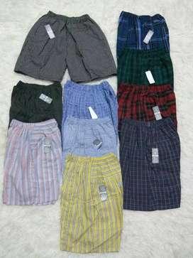 Celana Pendek Anak Usia 5 - 9 Tahun / Celana Harian Anak Cowok Cewek